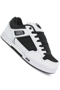 DVS Durham Leather Schuh (black white)