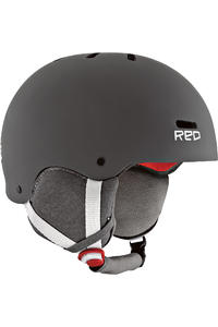 RED Trace Snow-Helmet (grey)