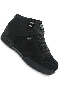 DVS Militia Boot Nubuck FA12 Shoe (black)
