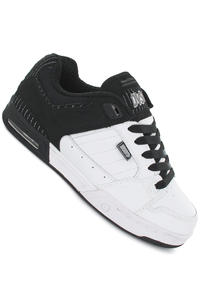 DVS Squadron Leather Shoe (black white)