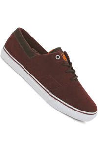 DVS Torey 2 Suede Shoe (burgundy)