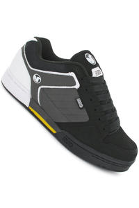 DVS Transom Nubuck FA12 Shoe (black white)