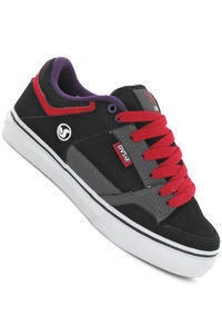 DVS Ignition CT Nubuck Shoe kids (black charcoal purple)