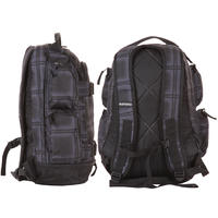 Burton Distortion Rucksack (black ghost plaid)