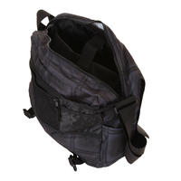 Burton Synth Messenger Tasche (black ghost plaid)