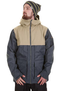 Burton Arctic Snowboard Jacke (quarry burlap)