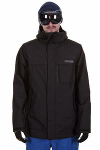 Burton Poacher FA11 Snowboard Jacke (true black)
