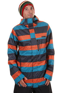 Burton Poacher Snowboard Jacke (bombay servus stripe)