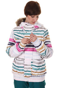 Burton Tabloid Snowboard Jacke girls (palette stripe)