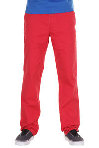 Analog AG Chino Hose (red)