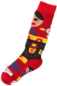 Burton Party Socken US 4 W - 12,5 W  girls (mother russia)