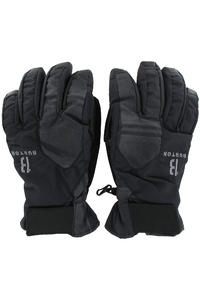 Burton Pyro Underglove Gloves (true black ghost plaid)