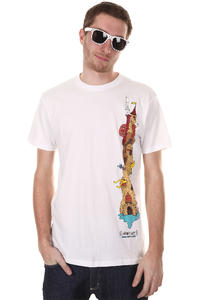 Burton Mr. Nice Guy T-Shirt Slim Fit (stout white)
