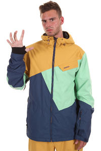 Zimtstern Gates Snowboard Jacke (navy)