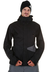 Zimtstern Big Bang Snowboard Jacket (black)