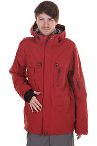 Zimtstern Woodsman Snowboard Jacke (pepper)