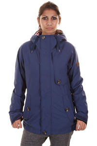 Zimtstern Belle Snowboard Jacke girls (navy)