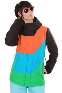Zimtstern May Snowboard Jacket girls (black)