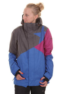 Zimtstern Sarin Snowboard Jacke girls (royal)