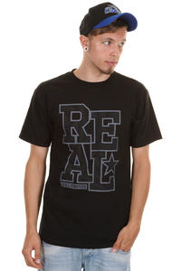 Real Lock Down 2 T-Shirt (black)