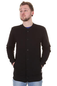 Cleptomanicx Maat Cardigan (black)