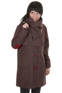 Cleptomanicx Daffle Jacke girls (pepper)