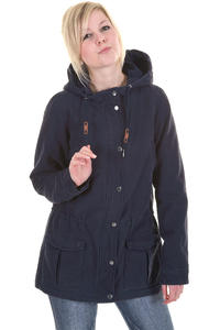 Cleptomanicx Bessie Jacke girls (dark navy)