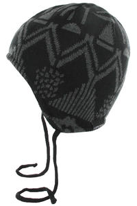 Cleptomanicx Eary Beanie (black)