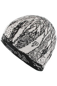 Cleptomanicx Tree Beanie (black)