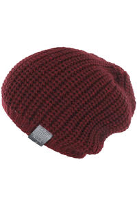 Cleptomanicx Ameisen Beanie girls (burgundy)