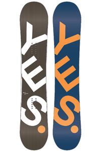 YES The Basic 155cm Snowboard 2012/13