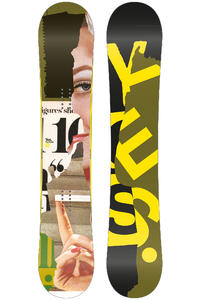 YES The Public 152cm Wide Snowboard 2012/13