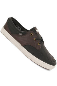 DVS Landmark Leather Shoe (black brown)