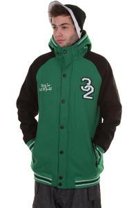 ThirtyTwo Bean Town Jacke (green)