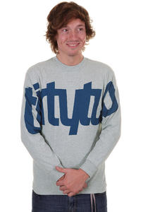 ThirtyTwo Its A Wrap Longsleeve (grey heather)