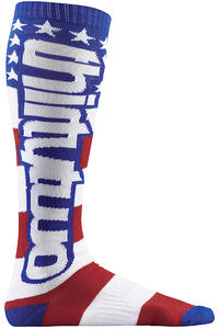 ThirtyTwo Nations Socks US 9 - 14  (navy white)