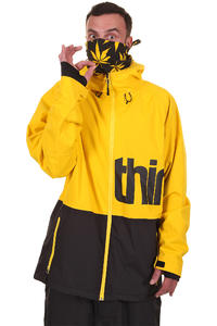 ThirtyTwo Shiloh 2 Snowboard Jacket (gold)