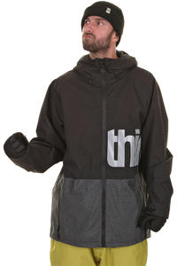 ThirtyTwo Shiloh 2 Snowboard Jacket (black rinse)