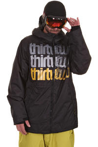 ThirtyTwo Shakedown Snowboard Jacke (black)