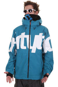 ThirtyTwo Lowdown 2 Snowboard Jacket (pacific blue)