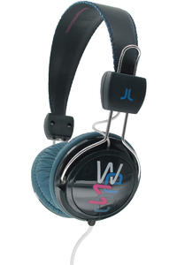 WeSC Overlay No.2 Conga Headphones (blue iris)