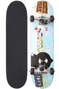 "Blind North Park 7.4"" Complete-Board kids (blue)"