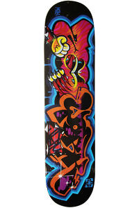 "Zoo York x Rime Seventh Letter Ortiz  7.5"" Deck (multi)"