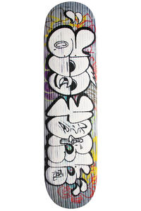"Zoo York x Rime Seventh Letter Suski 8"" Deck (multi)"