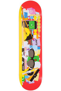 "Enjoi Hsu Bless This Mess R7 8"" Deck (multi)"