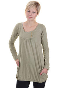 Ragwear Linny B Longsleeve girls (military beige)