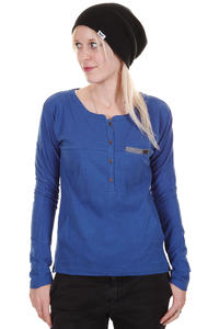 Ragwear Cynthia Longsleeve girls (royal blue)