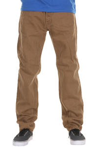 Carhartt Skill Pant Orleans Jeans (bronze stone washed)