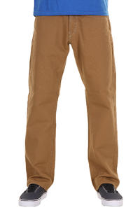 Carhartt Bronco Pant Dearborn Jeans (carhartt brown rinsed)