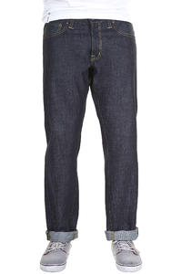 Carhartt Bronco Pant Edgewood Jeans (blue rigid)